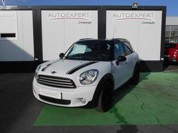 Achat MINI Countryman Cooper D 112ch Pack Red Hot Chili occasion à Toulouse à 12990 €