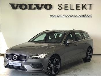 VOLVO V60 D4 190ch AdBlue Inscription Luxe Geartronic occasion éligible à la prime à la conversion en vente à Labege à 57760 €
