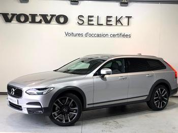 VOLVO V90 Cross Country D4 AdBlue AWD 190ch Luxe Geartronic occasion éligible à la prime à la conversion en vente à Labege à 69350 €
