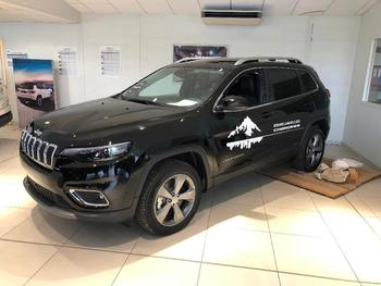 Achat JEEP Cherokee 2.2 MultiJet 195ch S&S Limited Active Drive I BVA9 occasion à Montauban à 46950 €