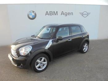 Achat MINI Countryman One D 90ch Pack Chili occasion à Boé à 12990 €
