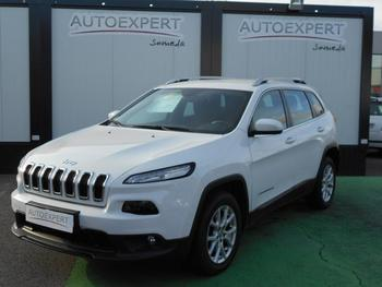Achat JEEP Cherokee 2.0 MultiJet 140ch Longitude S/S occasion à Toulouse à 21890 €