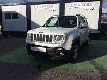 Achat JEEP Renegade 1.6 MultiJet S&S 120ch Limited occasion à Toulouse à 14890 €