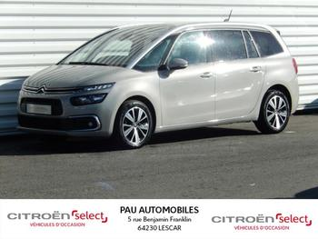 CITROEN Grand C4 Picasso BlueHDi 120ch Business + S&S EAT6 occasion éligible à la prime à la conversion en vente à Lescar à 22990 €