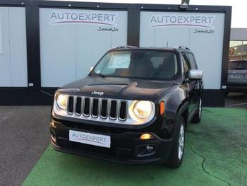 Achat JEEP Renegade 1.6 MultiJet S&S 120ch Limited occasion à Toulouse à 17880 €
