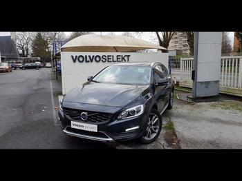 VOLVO V60 Cross Country D4 AWD 190ch Pro Geartronic occasion éligible à la prime à la conversion en vente à Pau à 31900 €