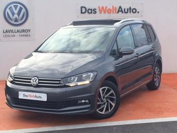 VOLKSWAGEN Touran 1.4 TSI 150ch BlueMotion Technology Sound DSG7 7 places occasion éligible à la prime à la conversion en vente à Lescar à 26890 €