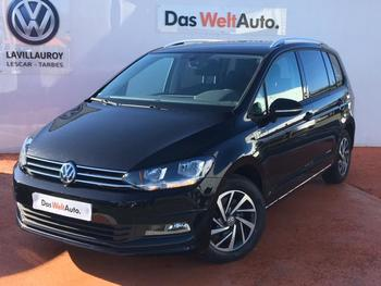 VOLKSWAGEN Touran 2.0 TDI 150ch BlueMotion Technology FAP Sound 7 places occasion éligible à la prime à la conversion en vente à Lescar à 24890 €