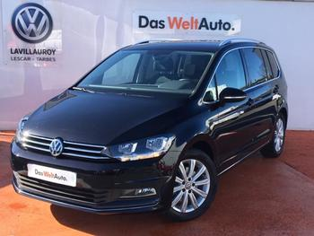 VOLKSWAGEN Touran 2.0 TDI 150ch BlueMotion Technology FAP Carat DSG6 7 places occasion éligible à la prime à la conversion en vente à Lescar à 28990 €