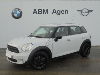 MINI Countryman One D 90ch Chili + occasion éligible à la prime à la conversion en vente à Boé à 18290 €