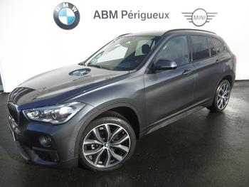 BMW X1 sDrive18dA 150ch Business Design occasion éligible à la prime à la conversion en vente à Trélissac à 31990 €