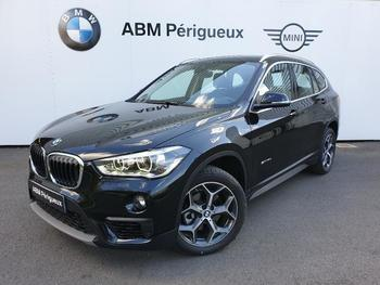 BMW X1 sDrive18dA 150ch Business Design occasion éligible à la prime à la conversion en vente à Trélissac à 27900 €