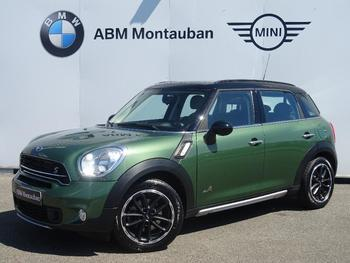 MINI Countryman Cooper SD 143ch ALL4 occasion éligible à la prime à la conversion en vente à Montauban à 16200 €