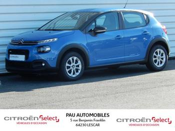CITROEN C3 PureTech 82ch Feel Business occasion éligible à la prime à la conversion en vente à Lescar à 12290 €