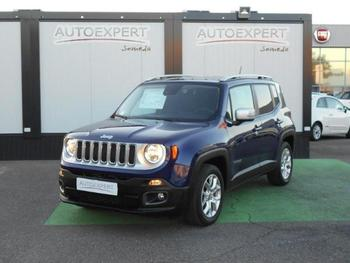 JEEP Renegade 1.6 MultiJet S&S 120ch Limited occasion éligible à la prime à la conversion en vente à Toulouse à 16890 €