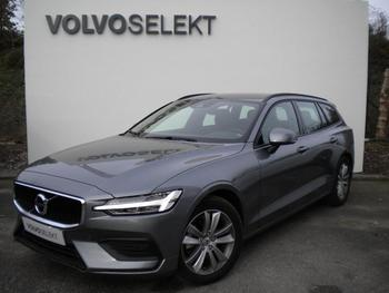 VOLVO V60 D3 150ch AdBlue Business Executive Geartronic occasion éligible à la prime à la conversion en vente à Merignac à 45990 €