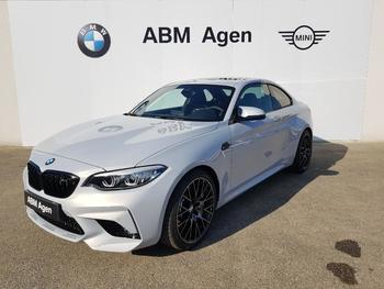 BMW M2 Coupe 3.0 410ch Competition M DKG occasion éligible à la prime à la conversion en vente à Boé à 78800 €