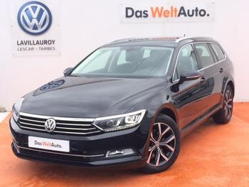 VOLKSWAGEN Passat 2.0 TDI 150ch BlueMotion Technology Connect DSG7 occasion éligible à la prime à la conversion en vente à Lescar à 25890 €