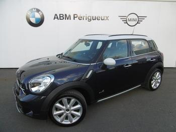 MINI Countryman Cooper SD 143ch Red Hot Chili ALL4 occasion éligible à la prime à la conversion en vente à Trélissac à 24900 €