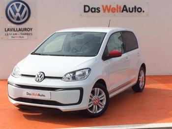 VOLKSWAGEN Up 1.0 60ch up! Beats Audio 5p occasion éligible à la prime à la conversion en vente à Tarbes à 10890 €