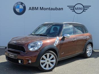 MINI Countryman Cooper SD 143ch Pack Red Hot Chili II ALL4 occasion éligible à la prime à la conversion en vente à Montauban à 17610 €