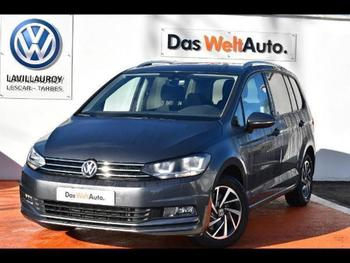 VOLKSWAGEN Touran 1.2 TSI 110ch BlueMotion Technology Sound 7 places occasion éligible à la prime à la conversion en vente à Lescar à 21890 €