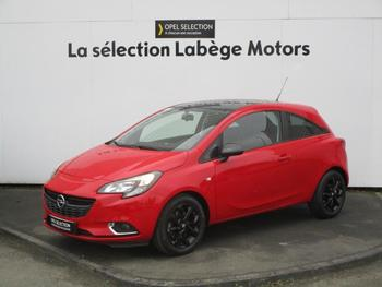 OPEL Corsa 1.4 Turbo 100ch Color Edition Start/Stop 3p occasion éligible à la prime à la conversion en vente à Labege à 10990 €