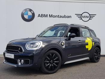 MINI Countryman Cooper SE 136ch + 88ch Exquisite ALL4 BVA occasion éligible à la prime à la conversion en vente à Montauban à 44890 €