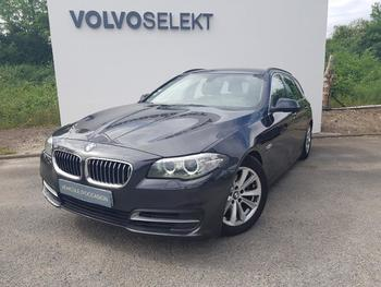 BMW Serie 5 518d 143ch Business OPEN Edition occasion éligible à la prime à la conversion en vente à Merignac à 17900 €