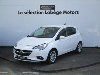 OPEL Corsa 1.4 Turbo 100ch Innovation Start/Stop 5p occasion éligible à la prime à la conversion en vente à Labege à 10990 €