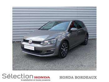 VOLKSWAGEN Golf 1.4 TSI 150ch ACT BlueMotion Technology Carat 5p occasion éligible à la prime à la conversion en vente à Le Bouscat à 15990 €