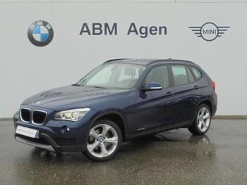 BMW X1 xDrive18dA 143ch Business occasion éligible à la prime à la conversion en vente à Boé à 17390 €