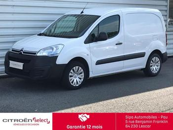 CITROEN Berlingo M 1.6 BlueHDi 100 S&S Business ETG6 occasion éligible à la prime à la conversion en vente à Lescar à 12390 €