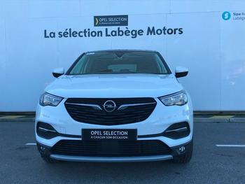 OPEL Grandland X 1.2 Turbo 130ch Innovation BVA occasion éligible à la prime à la conversion en vente à Labege à 22280 €