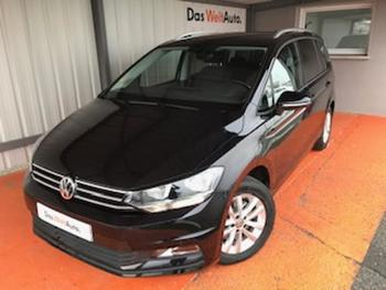 VOLKSWAGEN Touran 1.6 TDI 115ch BlueMotion Technology FAP Confortline DSG7 7 places occasion éligible à la prime à la conversion en vente à Lescar à 15990 €
