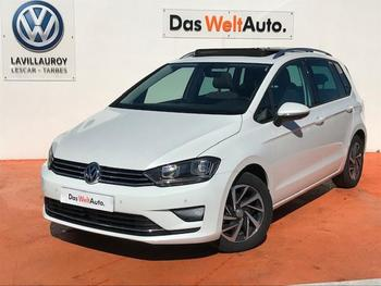 VOLKSWAGEN Golf Sportsvan 1.4 TSI 125ch BlueMotion Technology Sound DSG7 occasion éligible à la prime à la conversion en vente à Lescar à 18990 €