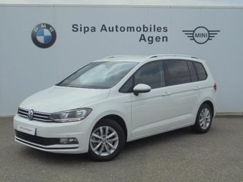 VOLKSWAGEN Touran 1.2 TSI 110ch BlueMotion Technology Allstar 5 places occasion éligible à la prime à la conversion en vente à Boé à 16590 €