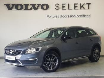 VOLVO V60 Cross Country D4 190ch Summum Geartronic occasion éligible à la prime à la conversion en vente à Labege à 22900 €