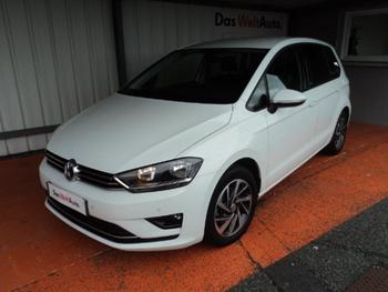 VOLKSWAGEN Golf Sportsvan 1.6 TDI 115ch BlueMotion Technology FAP Sound occasion éligible à la prime à la conversion en vente à Lescar à 16890 €