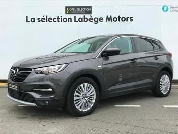 OPEL Grandland X 1.2 Turbo 130ch Innovation BVA occasion éligible à la prime à la conversion en vente à Labege à 20990 €