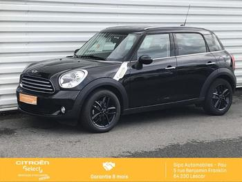 MINI Countryman Cooper 122ch Pack Red Hot Chili occasion éligible à la prime à la conversion en vente à Lescar à 12690 €