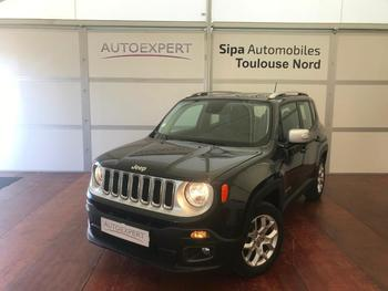 JEEP Renegade 1.4 MultiAir S&S 140ch Limited occasion éligible à la prime à la conversion en vente à Toulouse à 18990 €