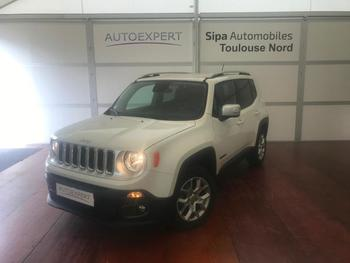JEEP Renegade 1.6 MultiJet S&S 120ch Limited occasion éligible à la prime à la conversion en vente à Toulouse à 19690 €