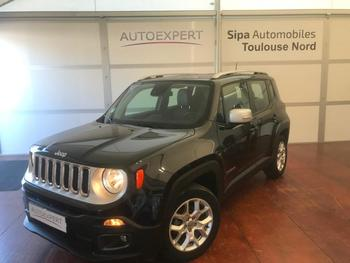 JEEP Renegade 1.6 MultiJet S&S 120ch Limited occasion éligible à la prime à la conversion en vente à Toulouse à 19290 €
