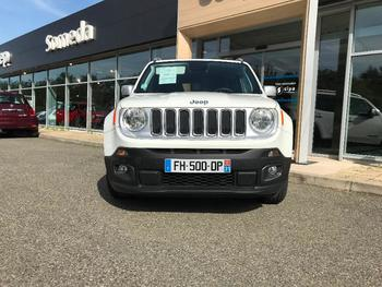 JEEP Renegade 1.4 MultiAir S&S 140ch Limited occasion éligible à la prime à la conversion en vente à Toulouse à 24290 €