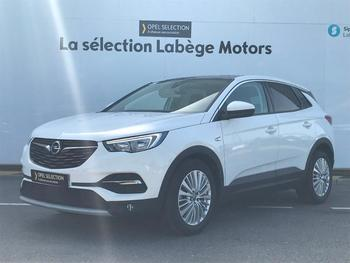 OPEL Grandland X 1.2 Turbo 130ch Innovation BVA occasion éligible à la prime à la conversion en vente à Labege à 22980 €
