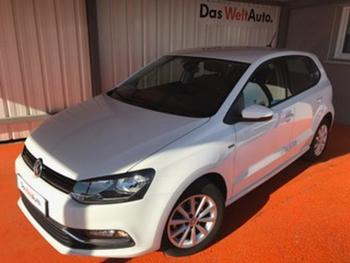VOLKSWAGEN Polo 1.2 TSI 90ch BlueMotion Technology Lounge 5p occasion éligible à la prime à la conversion en vente à Lescar à 12890 €