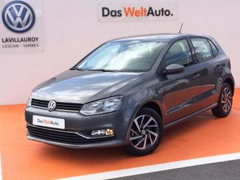 VOLKSWAGEN Polo 1.2 TSI 90ch BlueMotion Technology Match 5p occasion éligible à la prime à la conversion en vente à Lescar à 13890 €