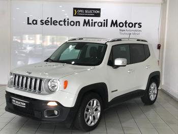 JEEP Renegade 1.6 MultiJet S&S 120ch Limited occasion éligible à la prime à la conversion en vente à Toulouse à 14490 €