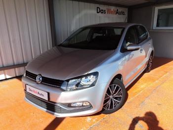 VOLKSWAGEN Polo 1.2 TSI 90ch BlueMotion Technology Match 5p occasion éligible à la prime à la conversion en vente à Lescar à 13990 €